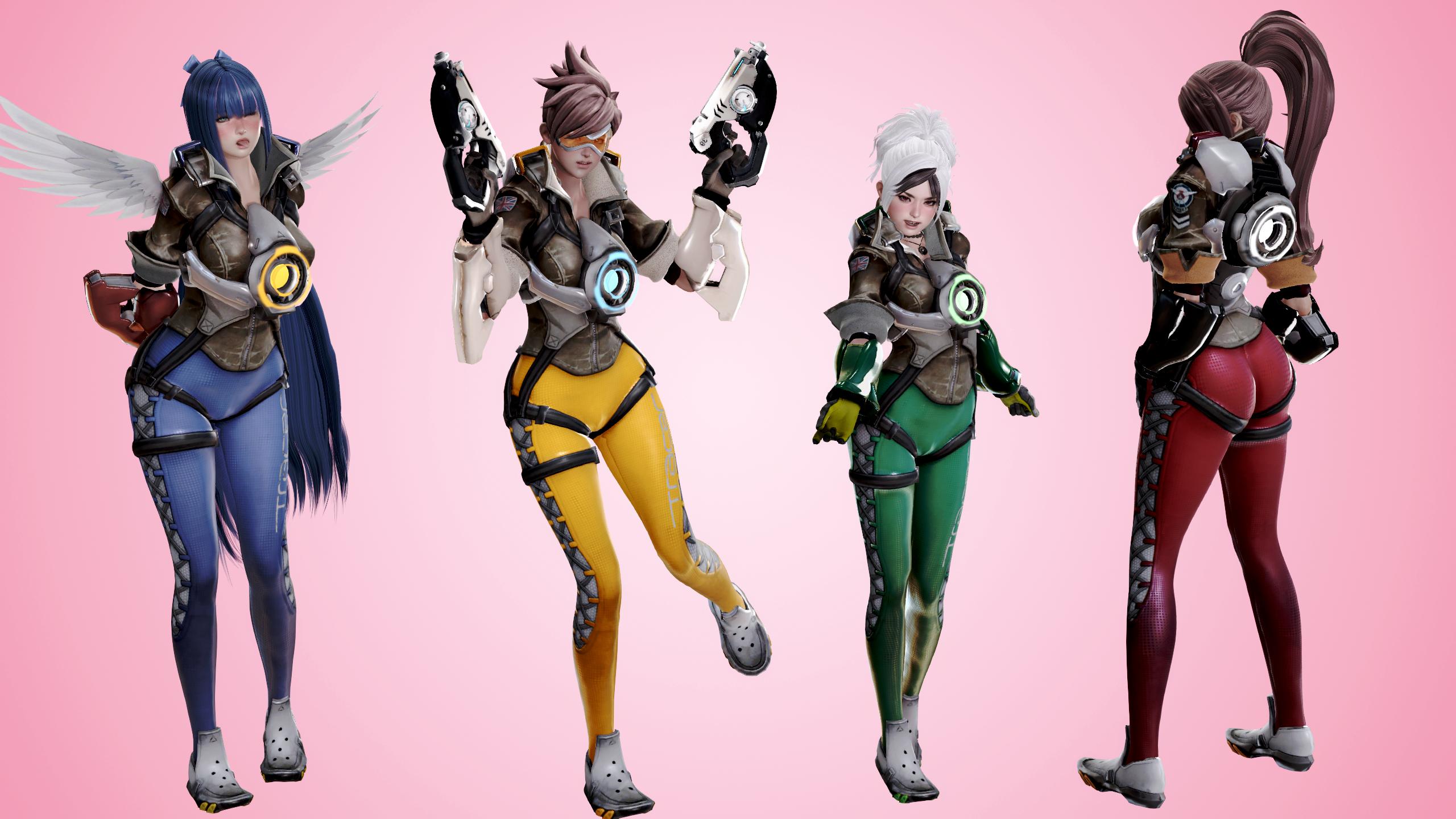 Starlene Cosplay Pack 11 – Starlene Mods