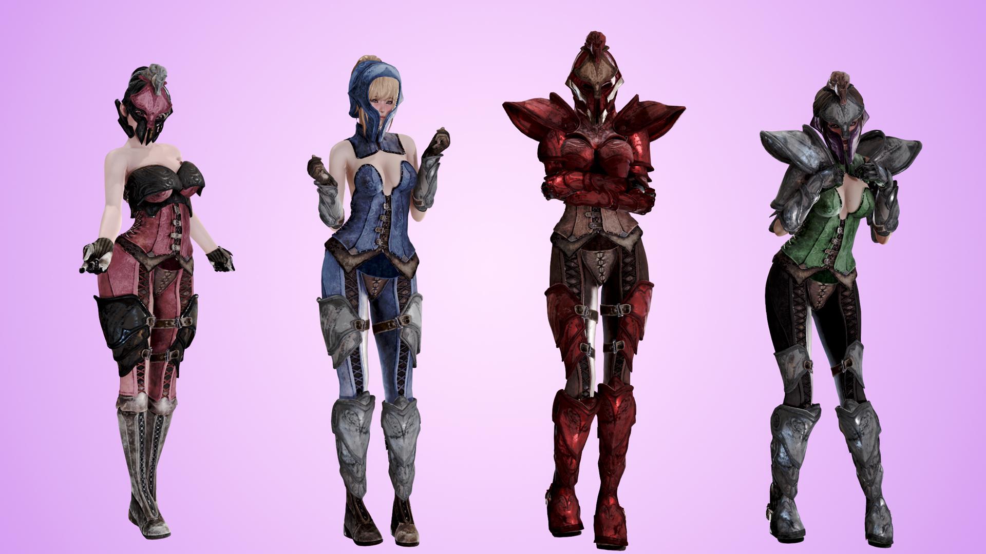 Starlene Armor Pack 01 – Starlene Mods