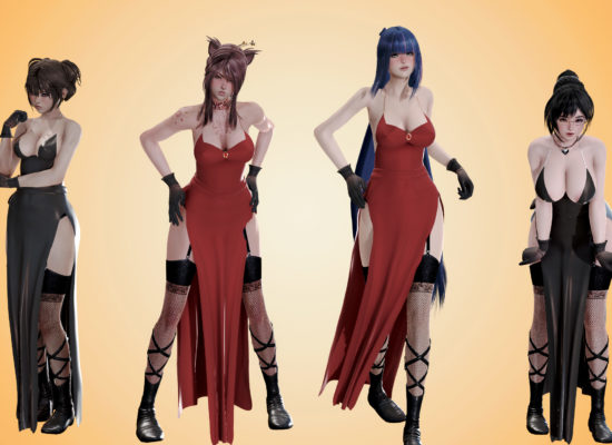 Starlene Mods – Spicing up your Honey Select